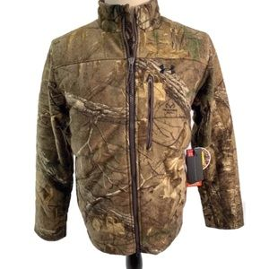 Under Armour Stealth Extreme Wool Hunting Jacket